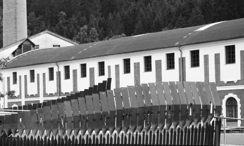 Lagerhalle Halbertschlager - Ruckensteiner
