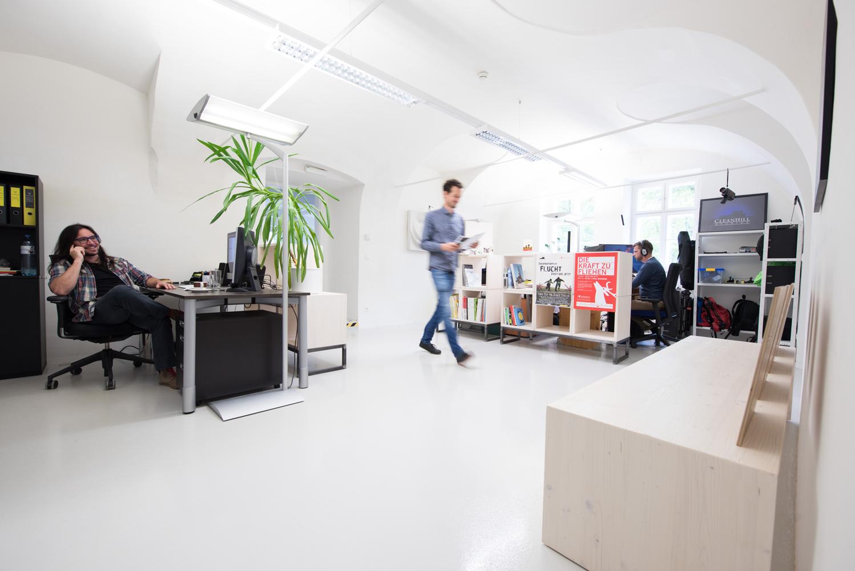 Freie Büros